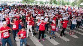 400 tình nguyện viên Prudential chạy bộ gây quỹ Fun Run 2018