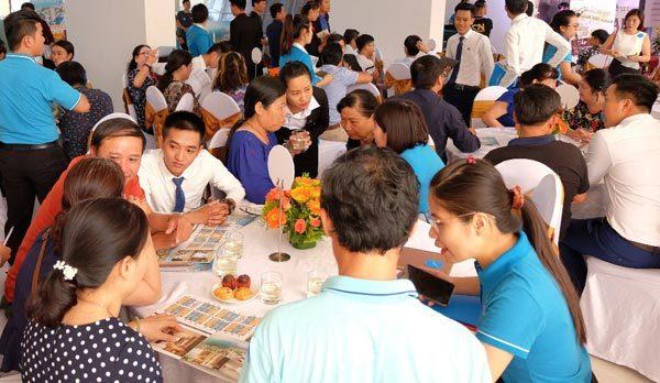 Dự án cao nhất Nha Trang cất nóc vượt tiến độ