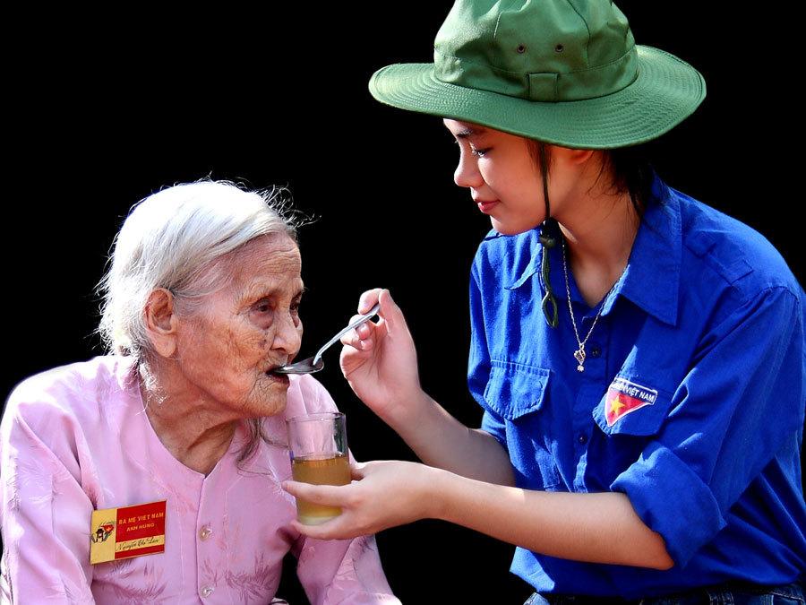 Những khoảnh khắc đẹp về Nụ cười Hà Nội