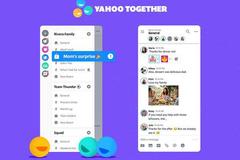 Yahoo chính thức trở lại với trình nhắn tin Yahoo Together