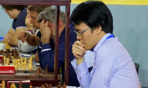 10.000 USD thưởng nóng đội tuyển cờ vua VN