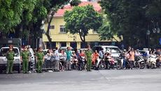 Hà Nội phân luồng giao thông phục vụ lễ Quốc tang