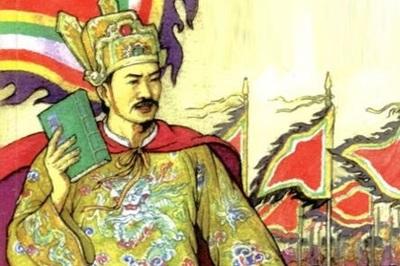 Vị vua nào được khen vì không nghe lời vợ?