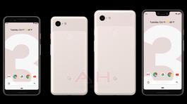 Google Pixel 3 sẽ có màu hồng cát?