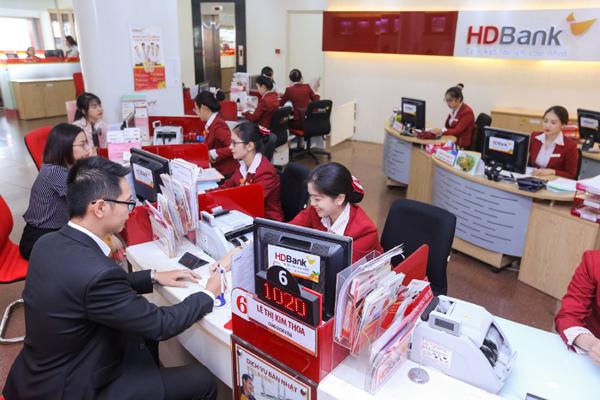 HDBank-ngân hàng có dịch vụ quản lý tiền mặt tốt nhất 2018
