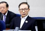 Cựu Tổng thống Hàn Lee Myung-bak lĩnh án 15 năm tù