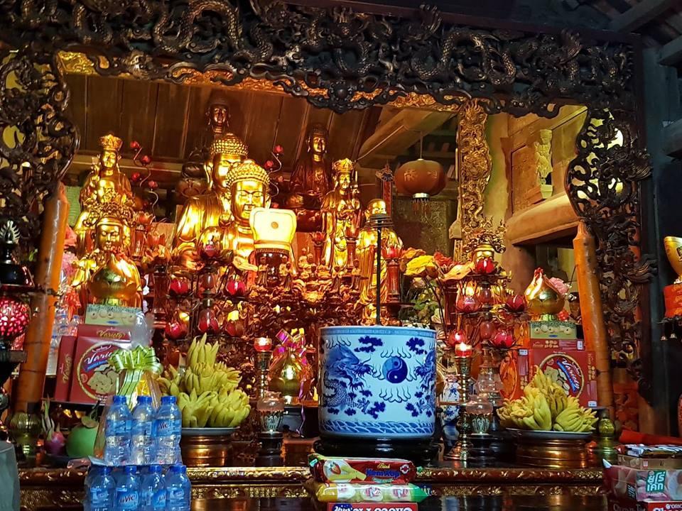 Tìm được tượng cổ 700 tuổi của chùa Pháp Vân bị đánh cắp trong đêm