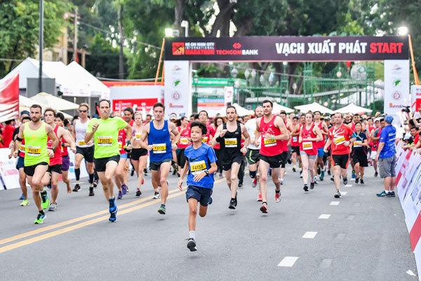 4 cuộc thi siêu hút dân ghiền marathon