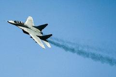 Chiến cơ Nga rơi ở Moscow