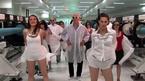 Chủ nhân Nobel Vật lý 2018 gặp vạ vì video nhảy gợi cảm