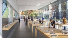 Mất hàng triệu USD vì trộm cắp, Apple thuê cảnh sát bảo vệ cửa hàng