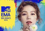 Bị chê hát kém, không đủ tầm dự MTV EMA, Minh Hằng nói gì?