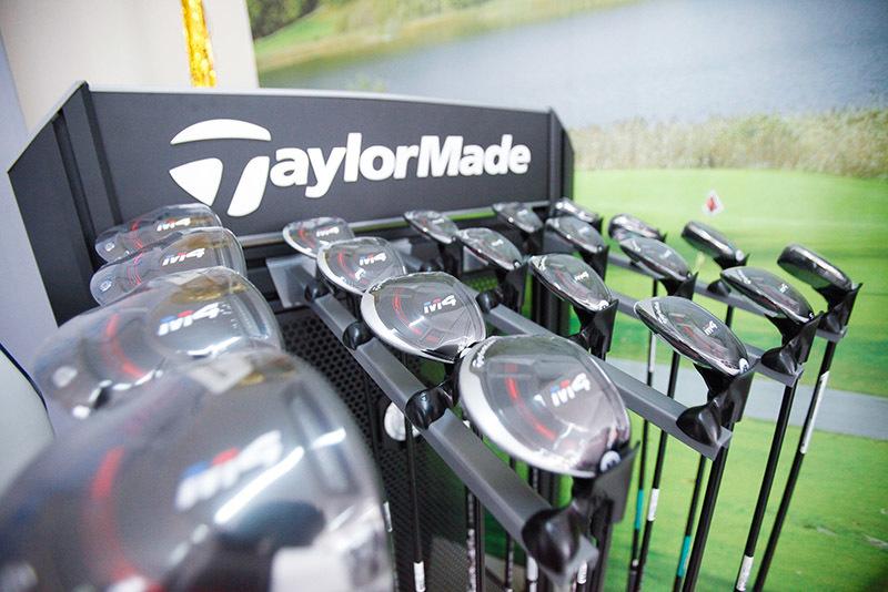 Gậy golf TaylorMade được độc quyền tại thị trường Việt Nam