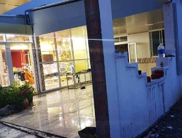 TP.HCM quyết phá dỡ ngôi chùa trên nóc chung cư