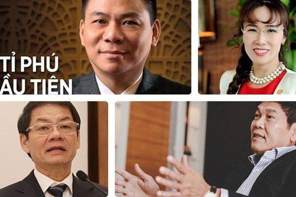 Tại sao Việt Nam chỉ có 4 tỷ phú USD, còn nhiều siêu giàu trốn kín