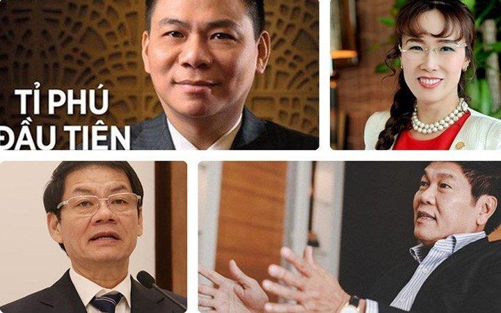'. Tại sao Việt Nam chỉ có 4 tỷ phú USD, còn nhiều siêu giàu lại trốn kín .'