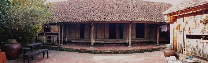 Nhà cổ,Làng cổ Đường Lâm