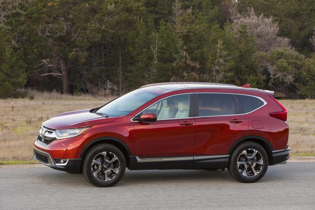 Honda CR-V,xe dính lỗi,ô tô Honda