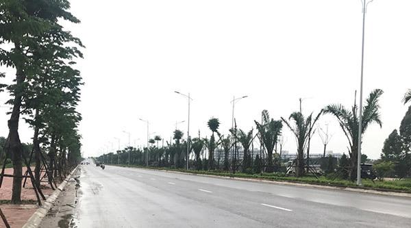 Khu đô thị Thanh Hà thay đổi từng ngày