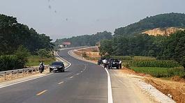 Thông xe đường 2.700 tỷ: Từ Hà Nội 'chớp mắt' đến Hoà Bình
