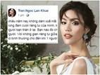 Lan Khuê giận tái mặt khi clip 'bung xõa' nóng bỏng bên chồng bị phát tán trên mạng xã hội