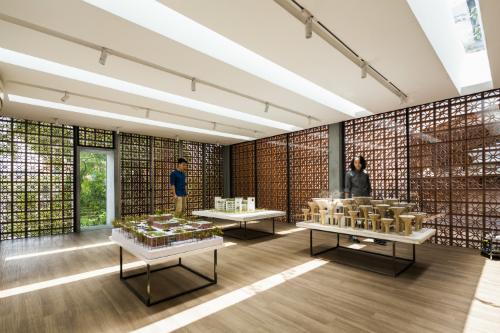 'Tròn mắt' với 4 công trình nhà đẹp Việt giành giải kiến trúc quốc tế 2018
