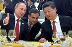 Liên minh Nga-Trung: Nắm tay nhau khuynh đảo thế giới