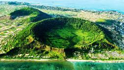 Sẽ trình hồ sơ 'Công viên địa chất Lý Sơn-Sa Huỳnh' lên UNESCO