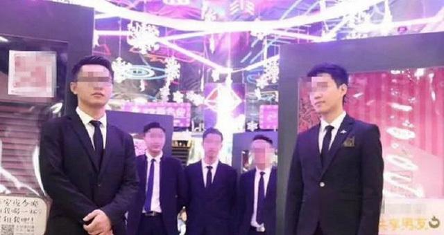 Trung Quốc,Dịch vụ thuê bạn trai