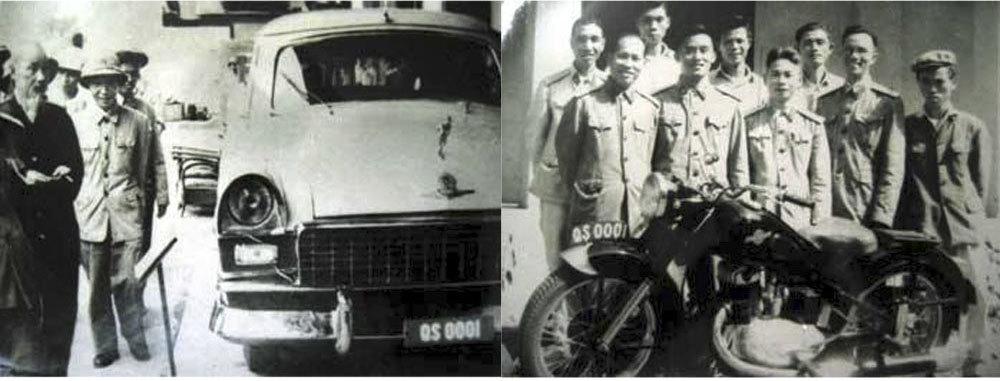 Chiếc ô tô đầu tiên do Việt Nam sản xuất cách đây 60 năm