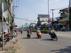 Hàng chục 'giang hồ' Sài Gòn hỗn chiến gây náo loạn lúc nửa đêm