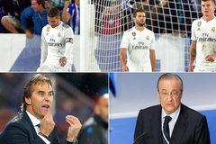 "Real thua sốc: Ramos ""phủi"" Ronaldo, Lopetegui nói cứng"