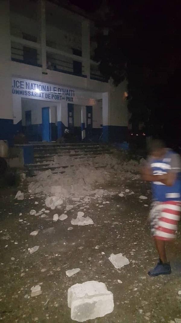 Động đất rung chuyển Haiti, gần 200 người thương vong