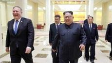 Ngoại trưởng Mỹ tới Triều Tiên trong chớp nhoáng