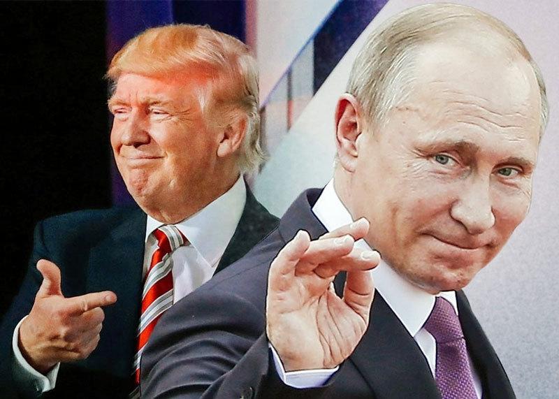 Ám ảnh lịch sử: Putin mừng thầm, Donald Trump toan tính thống trị