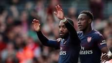 Hàng công bùng nổ, Arsenal thắng trận thứ 9 liên tiếp