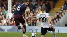 Fulham 1-5 Arsenal: Aubameyang lập cú đúp (hiệp 2)