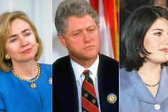 Ngày này năm xưa: Tổng thống chao đảo sự nghiệp vì lụy tình