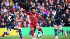 Liverpool 0-0 Man City: Mahrez sút hỏng phạt đền (H2)