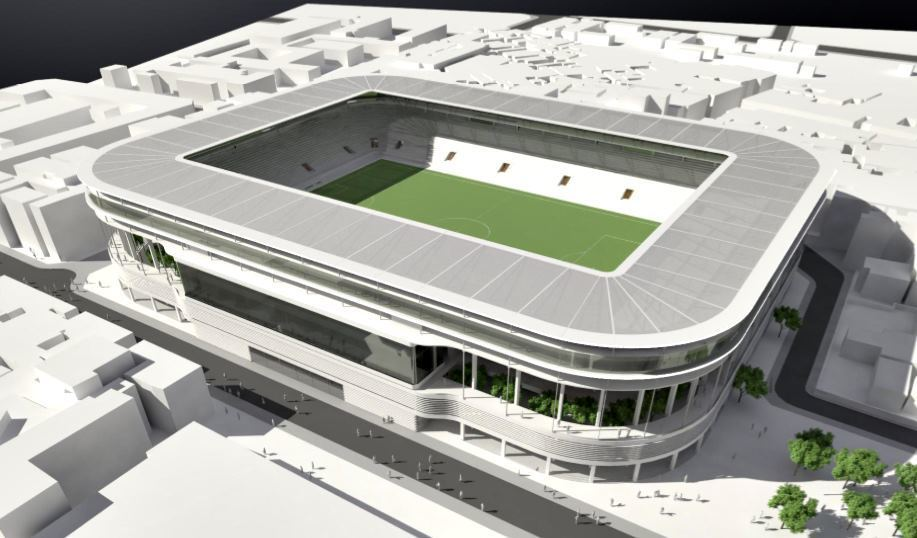 Hà Nội chi hơn 6.000 tỷ đồng xây mới sân Hàng Đẫy