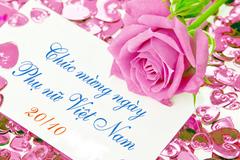 Những lời chúc hay, ý nghĩa tặng mẹ ngày 20/10