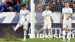 Real Madrid khủng hoảng: Trả giá vì trò mèo