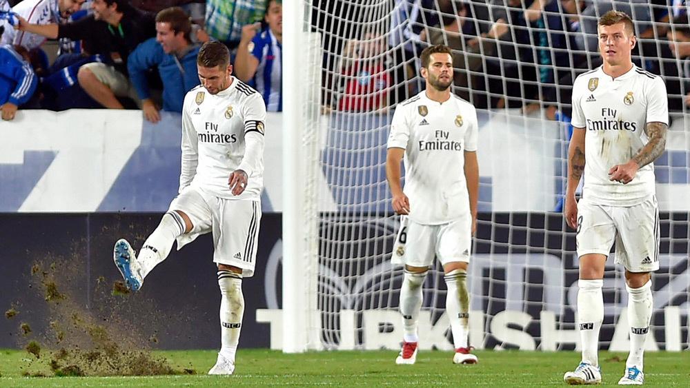 Lịch thi đấu vòng 9 La Liga 2018/19: Hiểm họa chưa qua