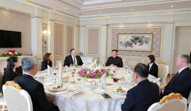 Kim Jong Un hết lời khen cuộc gặp với Ngoại trưởng Mỹ