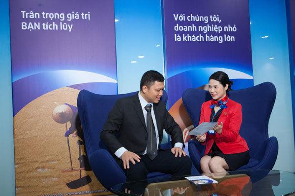 Bản Việt gỡ khó tài chính cho DN vừa và nhỏ