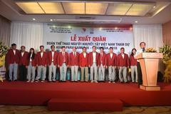 Dinh dưỡng chuyên biệt cho VĐV Việt Nam suốt Asian Para Games