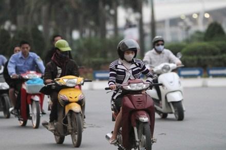 Gió mùa đông bắc tràn về, Hà Nội trở lạnh