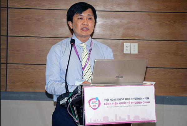 Hội nghị khoa học thường niên Bệnh viện Quốc tế Phương Châu