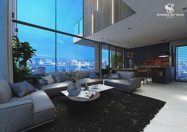 Sky Villas thế hệ mới - nghỉ dưỡng trong nội đô