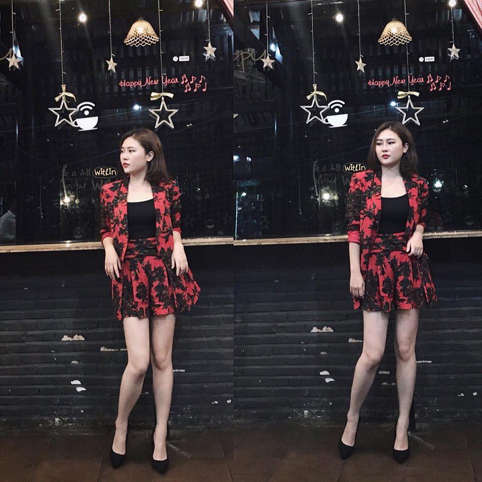 Ngắm vẻ đẹp hot girl 'cưa đổ' tuyển thủ Ngô Hoàng Thịnh